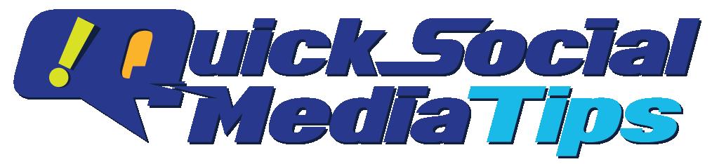 Quick Social Media Tips