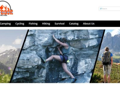 Outdoor Adventure Online