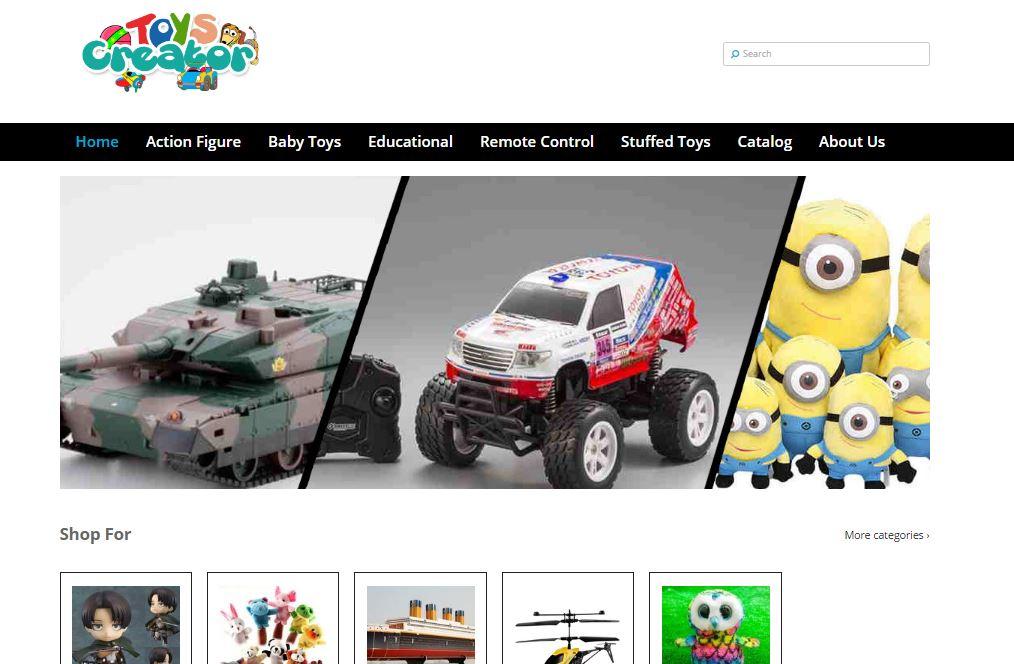 Toys Creator